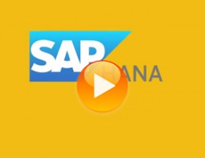 SAP HANA tutorial